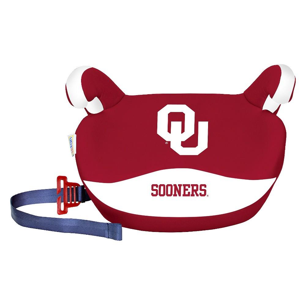 Oklahoma Sooners LilFan No Back Belt Positioning Booster