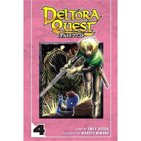 Deltora Quest, Volume 4 - (Deltora Quest Manga) by  Emily Rodda (Paperback) - image 1 of 1