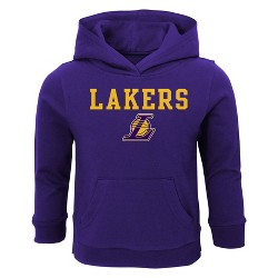NBA Los Angeles Lakers Toddler Boys' Baseline Performance Hoodie