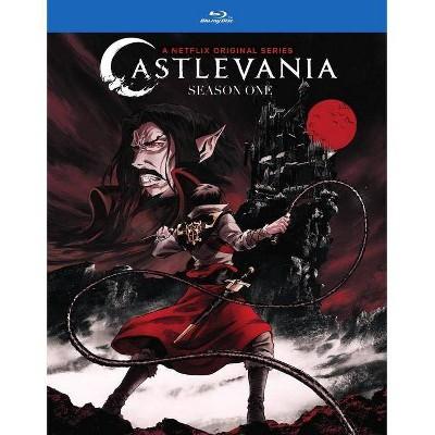 Castlevania: Season One (Blu-ray)(2018)