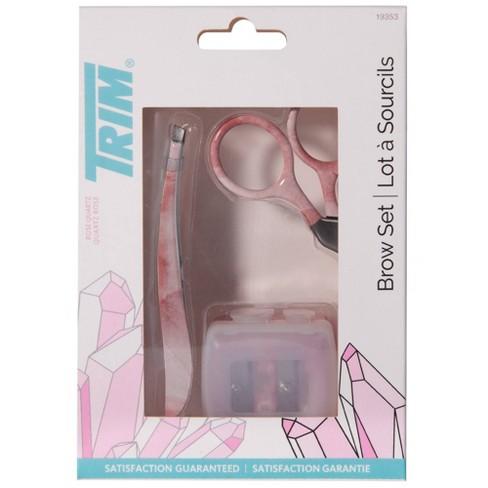Trim Rose Quartz Brow Kit - 4pc - image 1 of 4