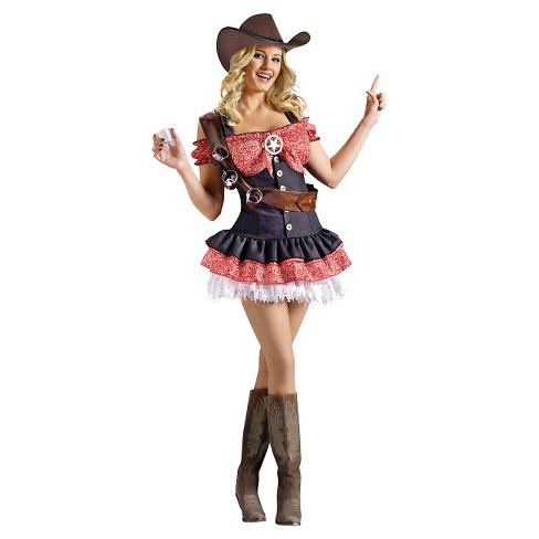 e0780e4ae12 Women s Shotgun Sherriff Costume   Target