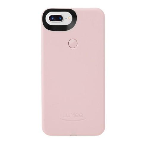 release date: ce84c b88a3 LuMee Apple iPhone 8 Plus/7 Plus/6s Plus/6 Plus Selfie Case