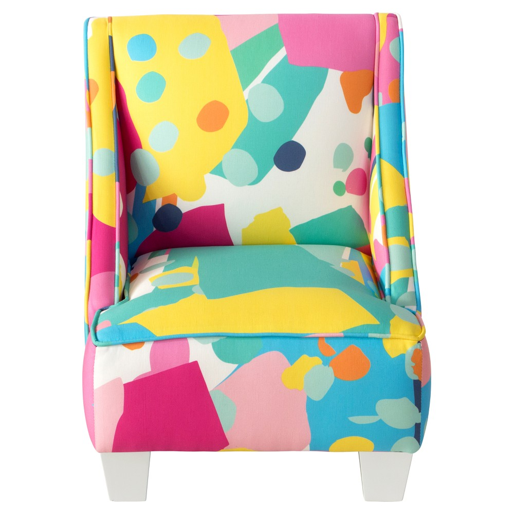 Image of Kids Chair - Large Confetti Multi - Oh Joy!