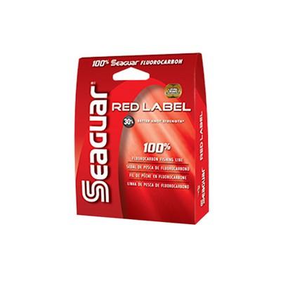 Seaguar Red Label 100% Fluorocarbon 1000yd