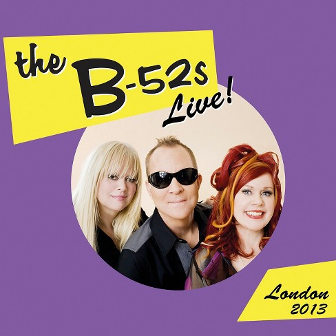 B-52s - Live in the uk 2013 (Vinyl) - image 1 of 1