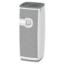 Holmes Mini Tower Air Purifier with Maximum Dust Removal Filter For Small Rooms