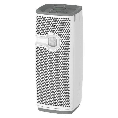 Holmes Mini Tower Air Purifier with Maximum Dust Removal Filter For Small Rooms - image 1 of 4