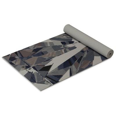 Gaiam Yoga Mat - Prism (6mm)