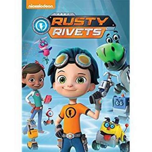 Rusty Rivets (DVD) - image 1 of 1