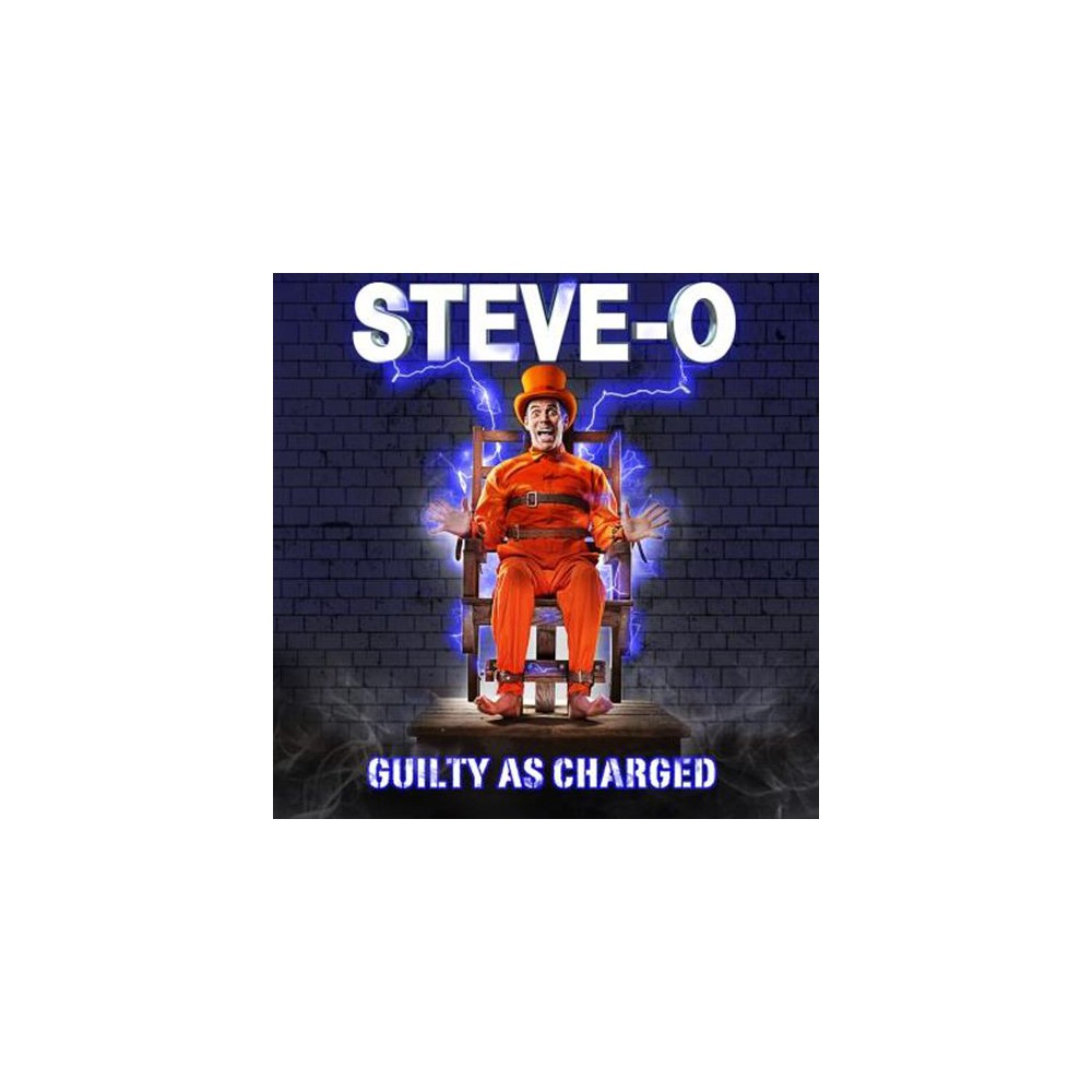 Steve-o - Guilty As Charged (CD)