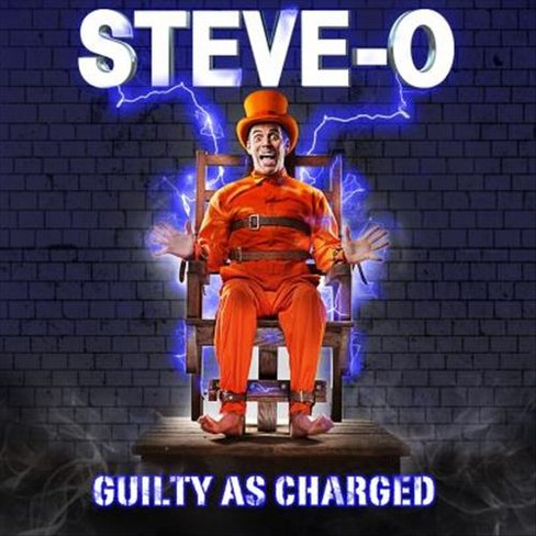 Steve-o - Guilty as charged (CD) - image 1 of 1