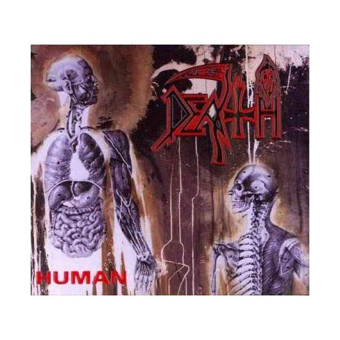 Death - Human (CD) - image 1 of 1