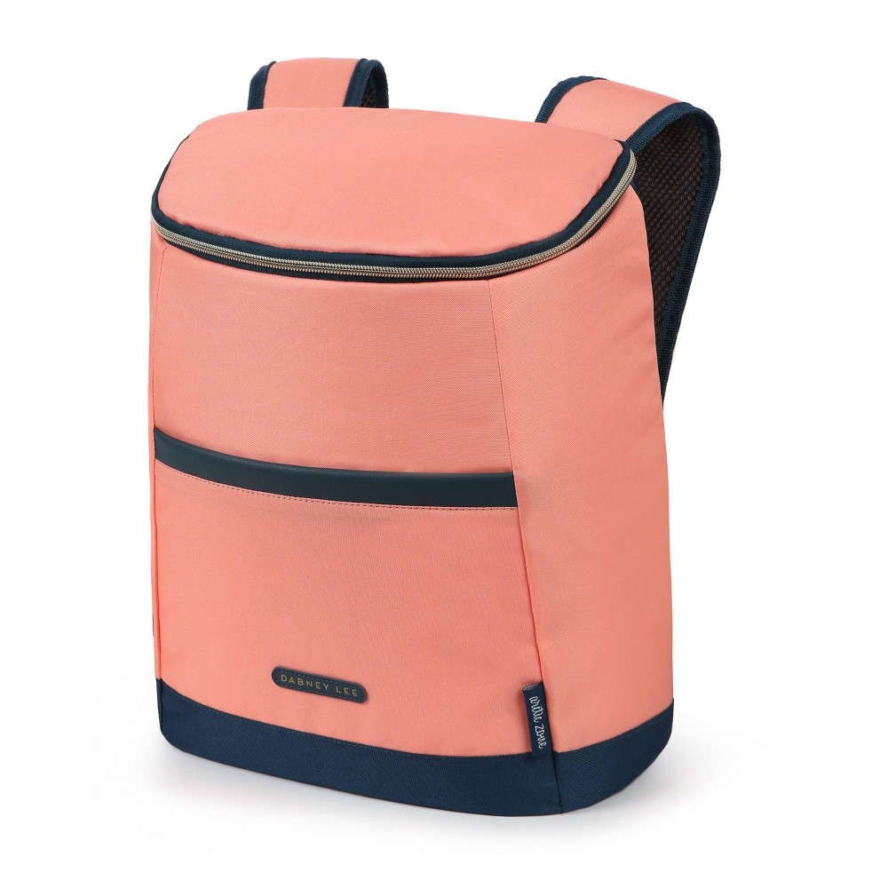 Image of Dabney Lee 18c Backpack Cooler - Coral Solid