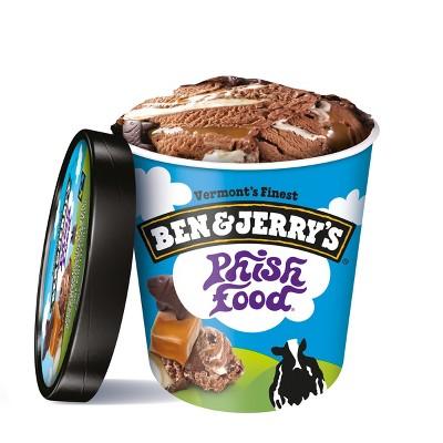 Ben & Jerry's Ice Cream Phish Food - 16oz