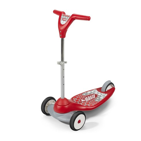 Radio Flyer Grow With Me My 1st Scooter Red Target