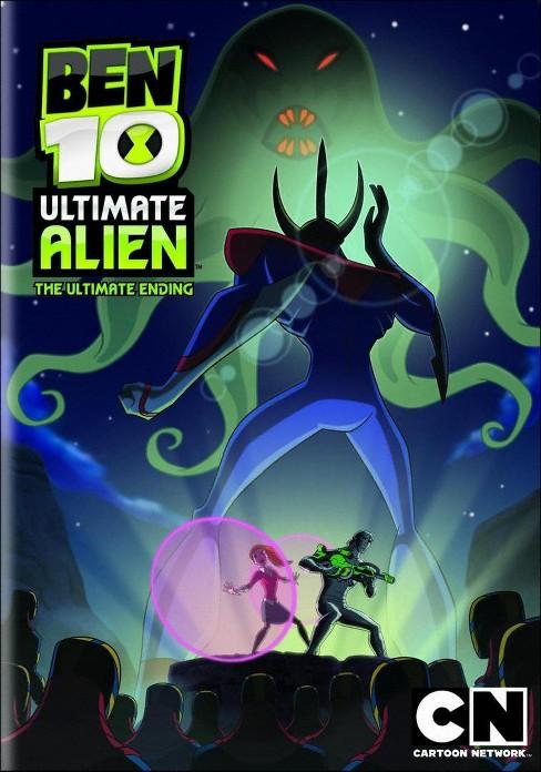 ben 10: ultimate alien - ultimate ending (2 discs) (dvd_) : target