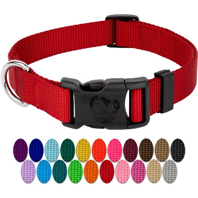 Country Brook Petz® American Made Deluxe Nylon Dog Collar