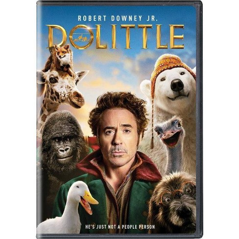 Dolittle (DVD) - image 1 of 1