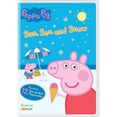 Peppa Pig: Sun Sea Snow (DVD)