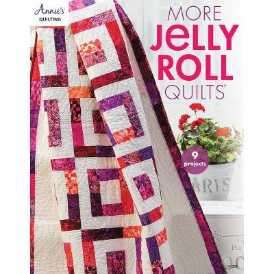 More Jelly Roll Quilts - (Paperback)