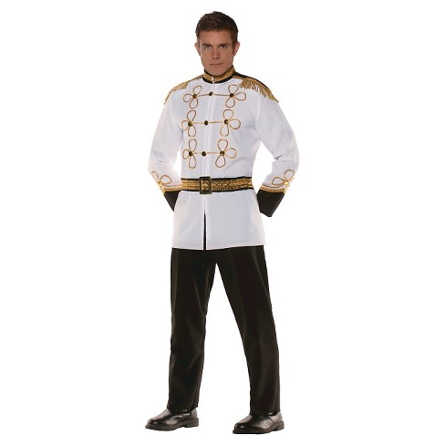 Men's Prince Charming Adult Costume - image 1 of 1