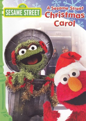 A Sesame Street Christmas Carol (DVD)