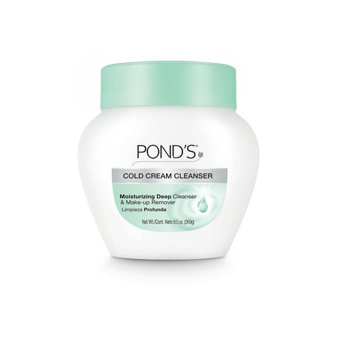 Pond's Cold Cream Makeup Remover Deep Cleanser - 9.5oz - image 1 of 4