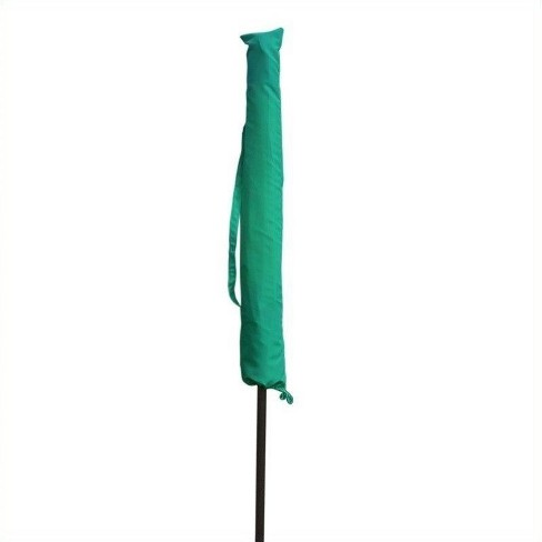 Polyester Umbrella Cover for 9' in Green-Pemberly Row - image 1 of 1