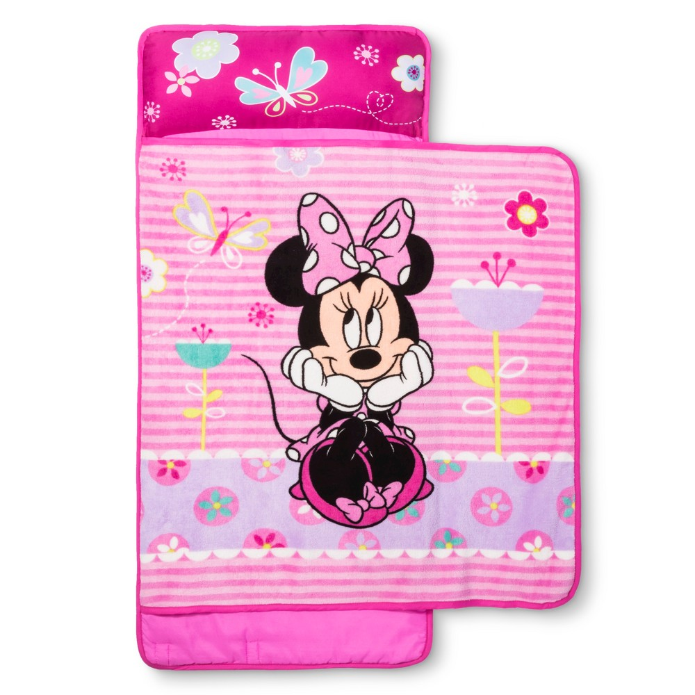 Image of Minnie Mouse Pink Nap Mat (Toddler)