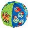 Melissa & Doug K's Kids 2-in-1 Talking Ball Educational Toy - ABCs and Counting 1-10 - image 4 of 4