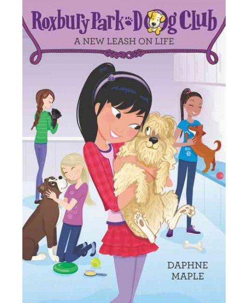New Leash on Life (Paperback) (Daphne Maple) - image 1 of 1