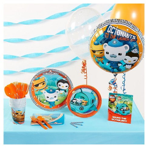 Octonauts Basic Party Kit for 8 - image 1 of 1