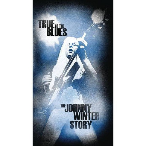 Johnny Winter - True To The Blues: The Johnny Winter Story (CD) - image 1 of 1