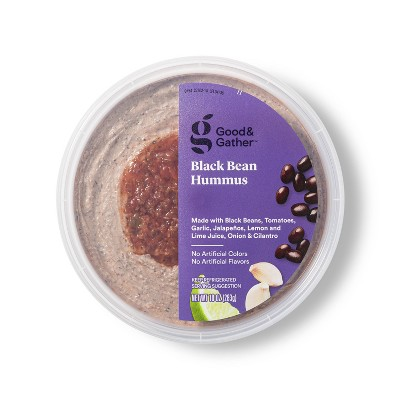 Black Bean Hummus - 10oz - Good & Gather™