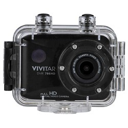 Vivitar Action Camera Black 1080p HD