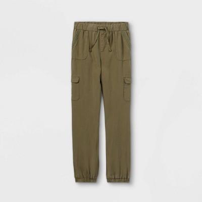 Girls' Utility Cargo Pants - art class™