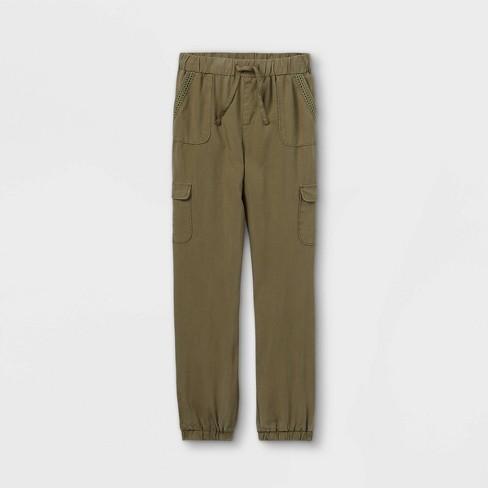 Girls' Utility Cargo Pants - art class™ - image 1 of 2