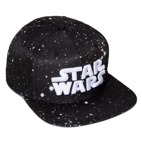 Star Wars® Baseball Hat - Black One Size - image 1 of 2