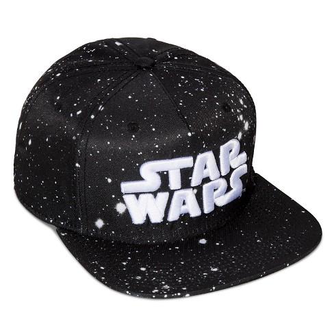 Star Wars® Baseball Hat - Black One Size   Target 4a3cd253d56
