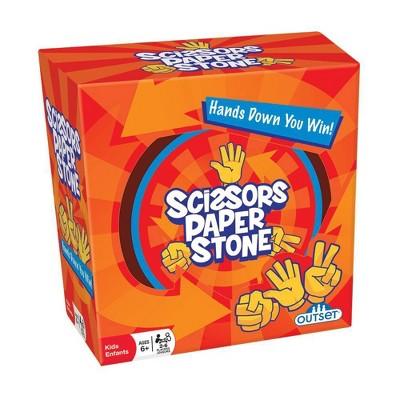 Scissors Paper Stone Game