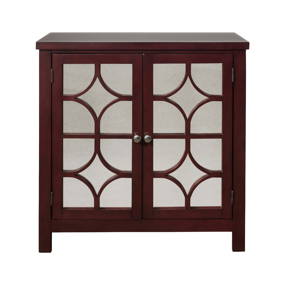 Low Price Harlow Accent Chest Antique Red Picket House Furnishings