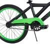 "Huffy Decay 20"" Kids' Bike - Black/Neon Green - image 3 of 4"