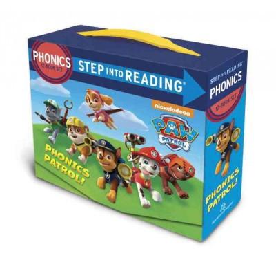 Paw Patrol Phonics Box Set (Paperback)(Jennifer Liberts)