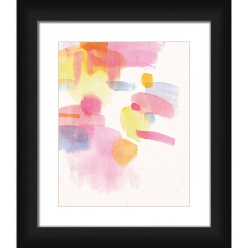 """13"""" x 15"""" Matted to 2"""" Rush Picture Framed Black - PTM Images - image 1 of 4"""