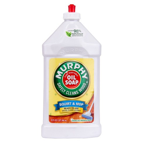 Murphy Oil Soap Wood Cleaner Squirt Mop 32 Fl Oz Target