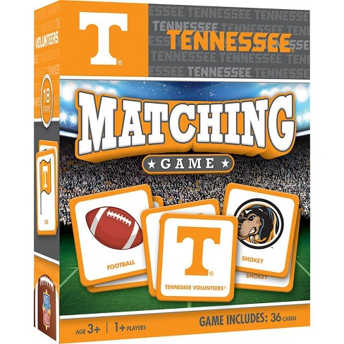 NCAA Tennessee Volunteers Matching Game - image 1 of 2