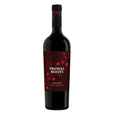 Primal Roots Red Blend Red Wine - 750ml Bottle