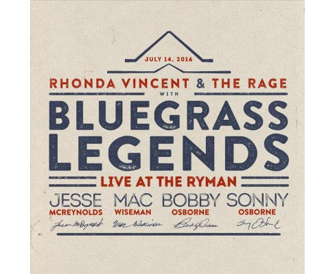 Live At The Ryman (Blu-ray) - image 1 of 1