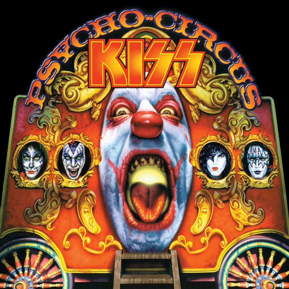 Kiss - Psycho Circus (Vinyl)